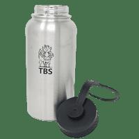 TBS Stainless Steel Water Bottle